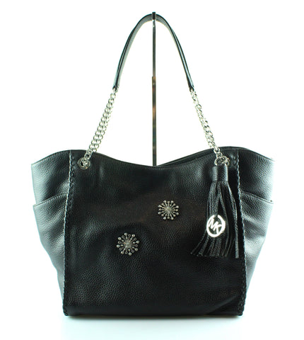 Michael Kors Whipped Chelsea Large Tote With 2 Charms