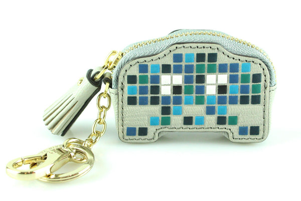 Anya Hindmarch Space Invaders Coin Pouch Charm