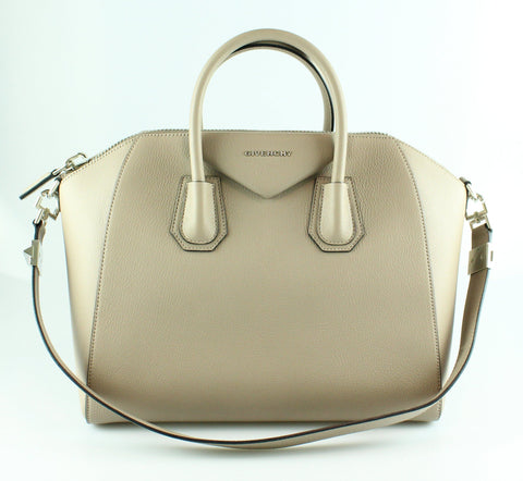 Givenchy Mastic Goat Leather Medium Antigona RRP €1750
