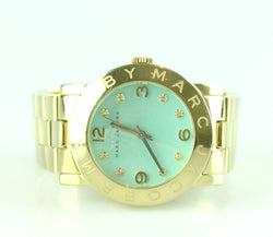 Marc By Marc Jacobs Mint Dial Amy Watch MBM3301