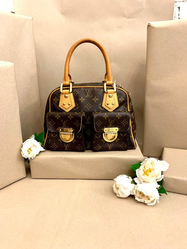 Louis Vuitton Monogram Manhattan PM TH0096