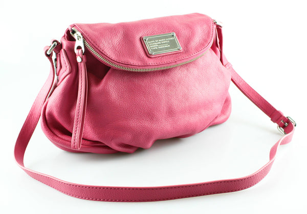 Marc By Marc Jacobs Pink Leather Natasha SH