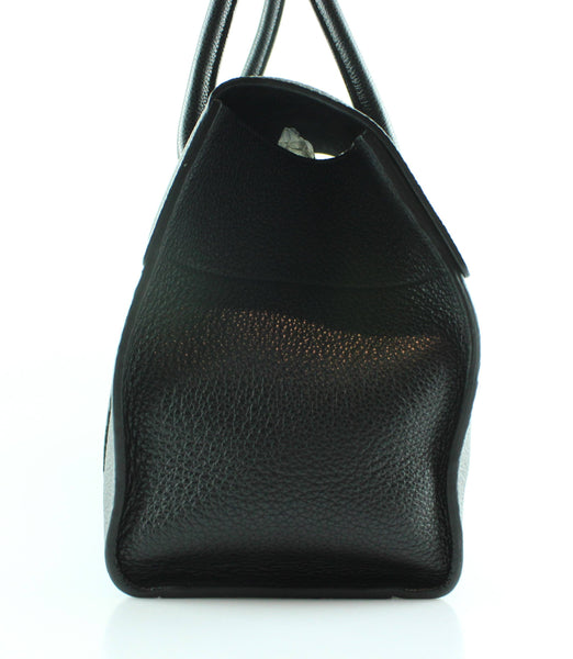 Mulberry Black Grained New Classic Bayswater GH