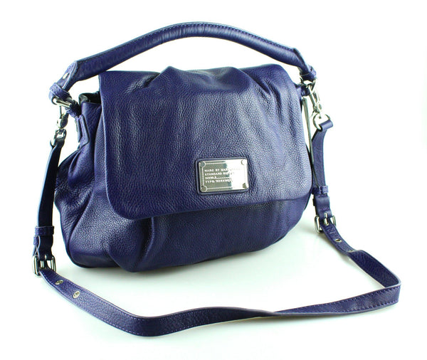 Marc By Marc Jacobs Electric Blue Classic Q Ukita GH