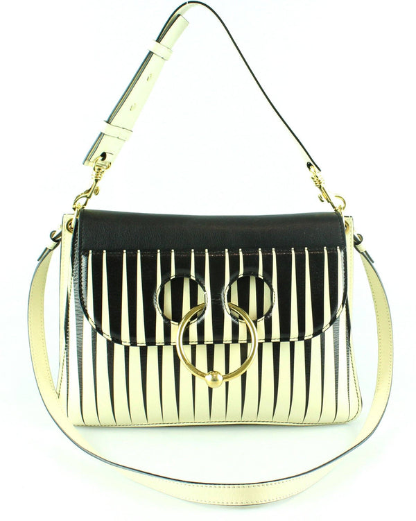 JW Anderson Med Op Art Pierce Bag