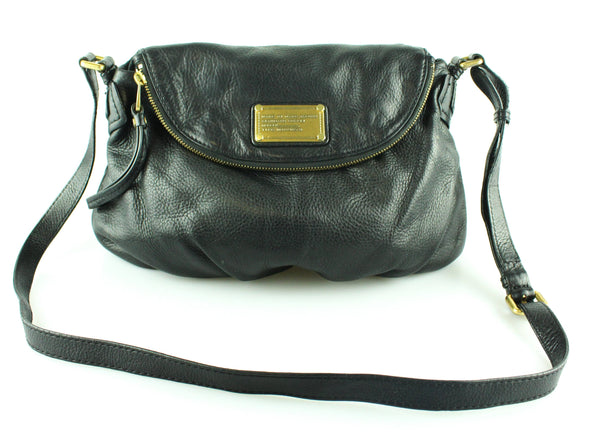 Marc By Marc Jacobs Black Leather Natasha Cross Body GH (2)