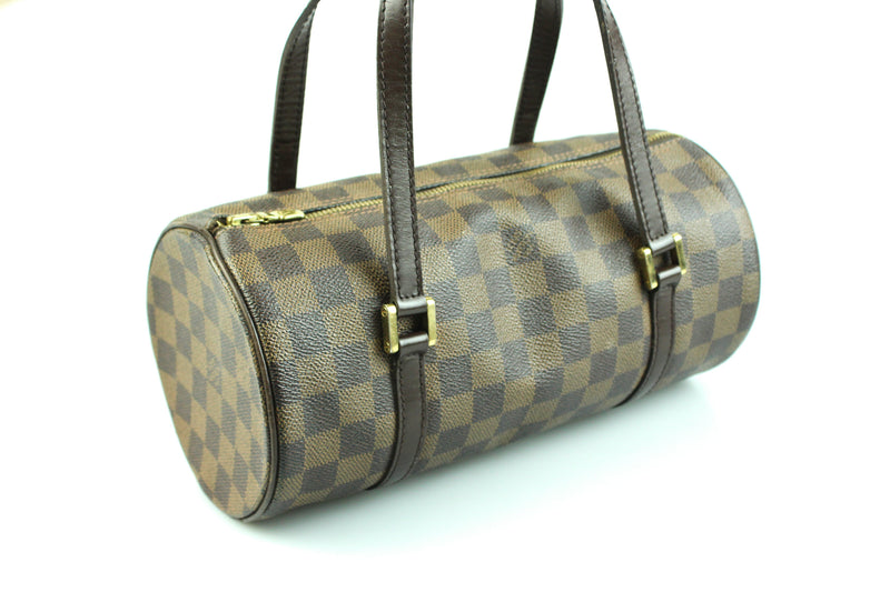 Louis Vuitton Papillon 26 Damier Ebene DU0094