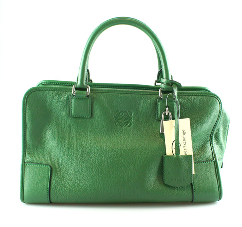 Loewe Forest Green Amazona Large