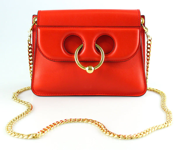 JW Anderson Mini Pierce Scarlet Bag (RRP €1180)