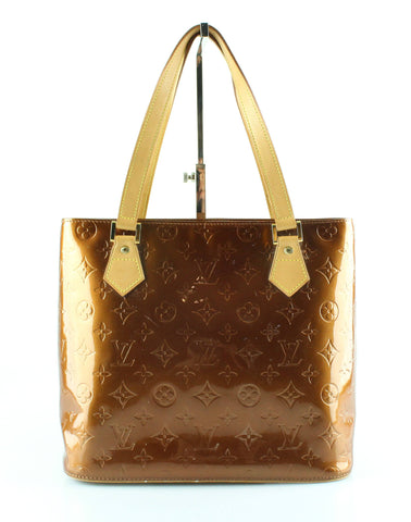 Louis Vuitton Vernis Bronze Houston LM0012