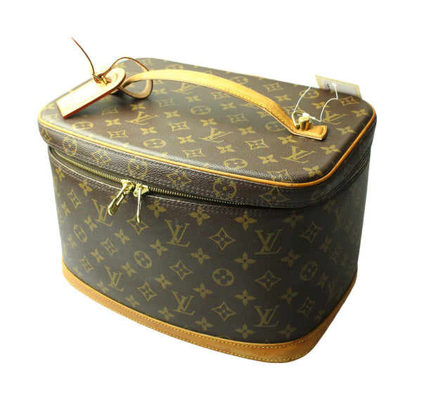 Louis Vuitton Nice Monogram Vanity Case AA0086