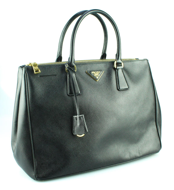 Prada Medium Galleria Black GH