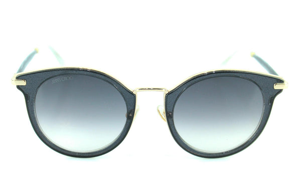 Jimmy Choo QA89L Glitter Raffy Sunglasses