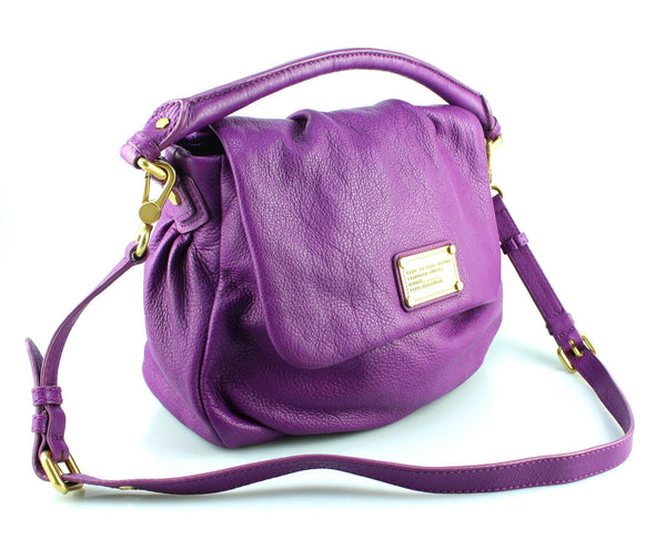 Marc By Marc Jacobs Pansy Purple Classic Q Lil Ukita