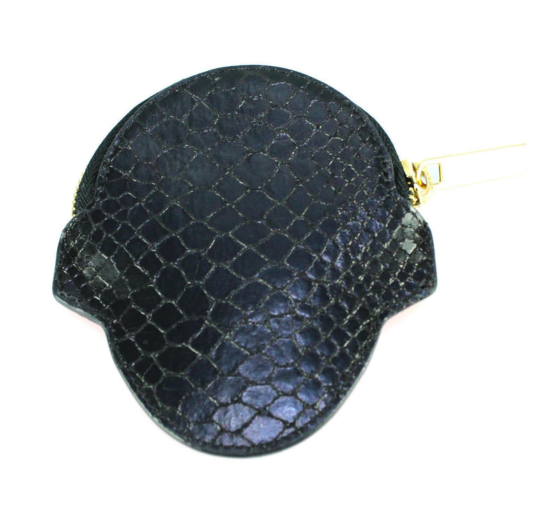 Stella McCartney Superhero Faux Snake Coin Purse