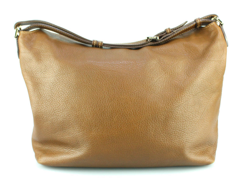 Mulberry Oak Tessie Hobo Gold tone