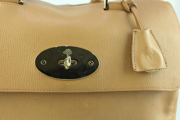 Mulberry Deer Brown Leather Del Rey GH