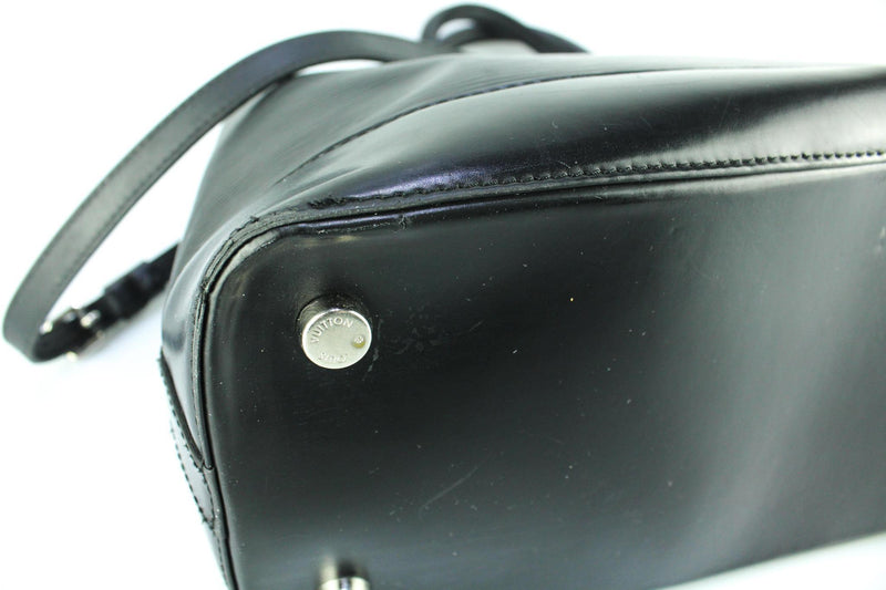 Louis Vuitton Mirabeau MM Black Epi Leather SN1112