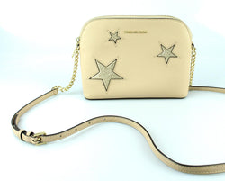Michael Kors Alex Dome Star Messenger