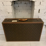 Louis Vuitton Vintage Alzer 80 Travel Case Monogram RRP €6500
