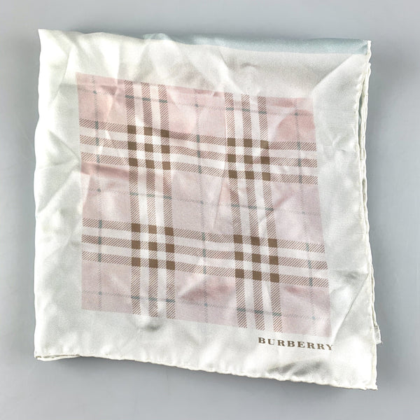 Burberry Small Silk Square