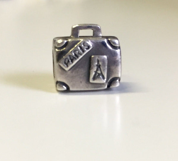 Pandora Sterling Silver On Your Travels Charm