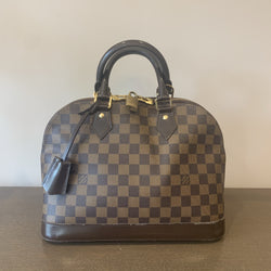 Louis Vuitton Alma PM Damier Ebene CT4152 RRP €1250