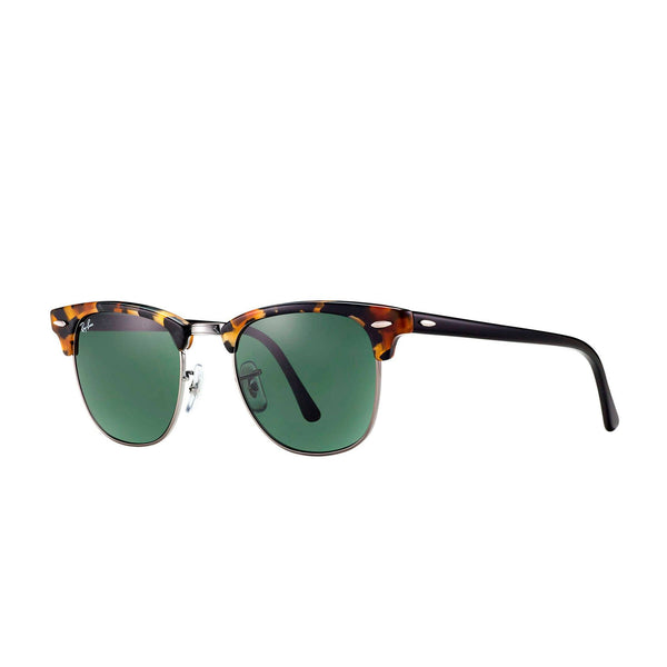 Rayban Clubmaster Tortoise RB3016_1157_49