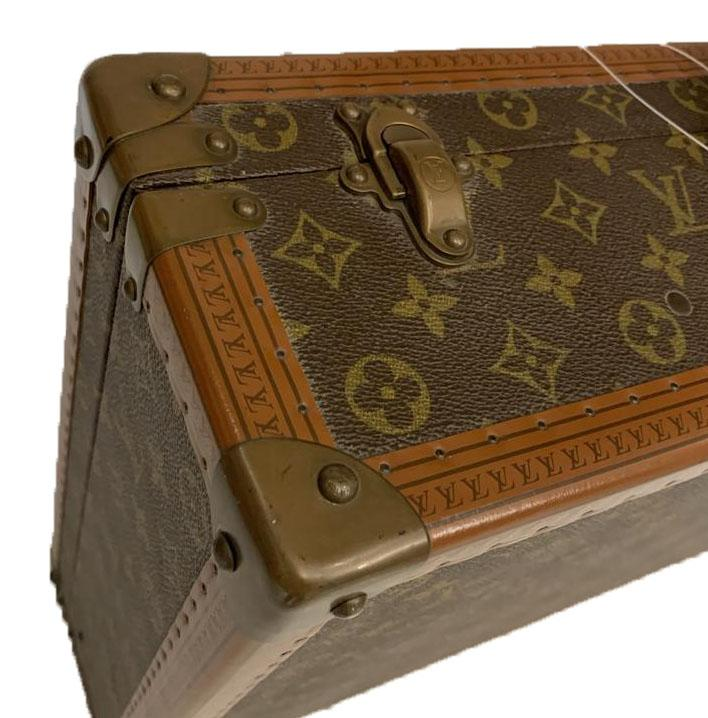 Louis Vuitton Vintage Bisten 55 Travel Case Monogram RRP €4000