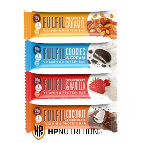 Fulfil Protein Bars All Flavours Lowest Prices