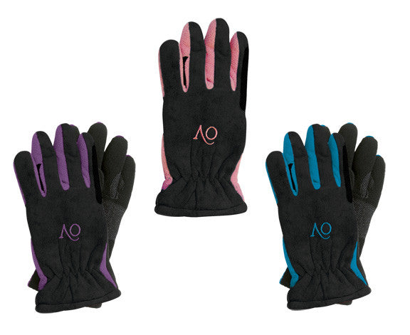 Ovation Polar Suede Fleece Gloves - Kids