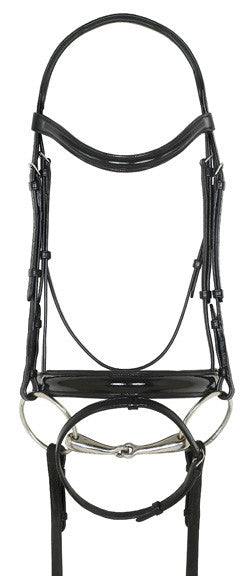 Ovation Patent Leather Bridle
