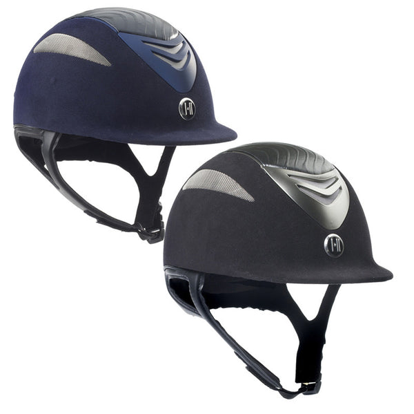 One K Defender- Suede & Leather Helmet