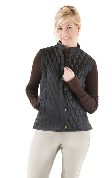 Ovation Women Gladstone Quilted Vest