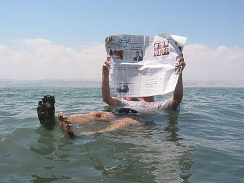 Dead Sea Salt uses