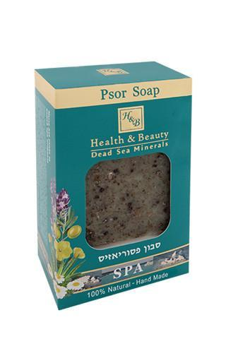 Health and Beauty Psor Soap - Dead Sea Cosmetics Shop