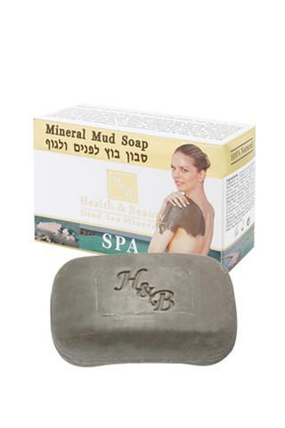 Health and Beauty Mineral Mud Soap - Dead Sea Cosmetics Shop