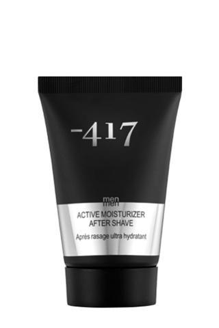 Minus 417 Active Moisturizer After Shave - Dead Sea Cosmetics Products