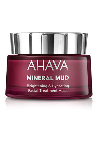 AHAVA - Brightening and Hydrating Facial Treatment Mask - Dead Sea Cosmetics Products