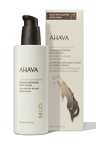 AHAVA - Dermud Intensive Body Lotion - Dead Sea Cosmetics Products