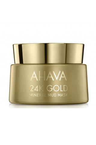 AHAVA - 24k Gold Mineral Mud Mask - Dead Sea Cosmetics Products
