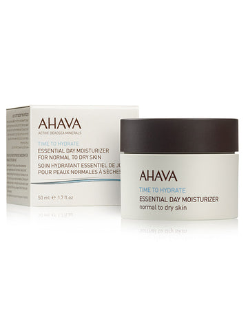 Ahava - Essential Day Moisturizer - Normal To Dry - Dead Sea Cosmetics Products