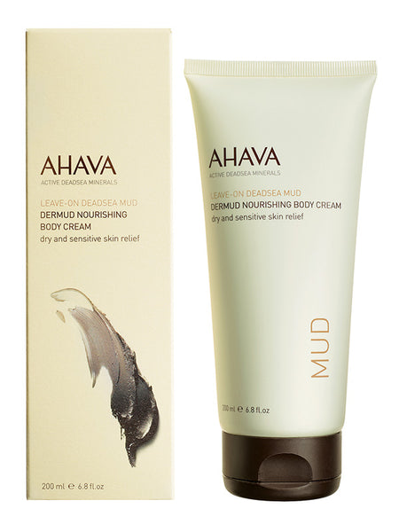 Ahava - Dermud Nourishing Body Cream - Dead Sea Cosmetics Products