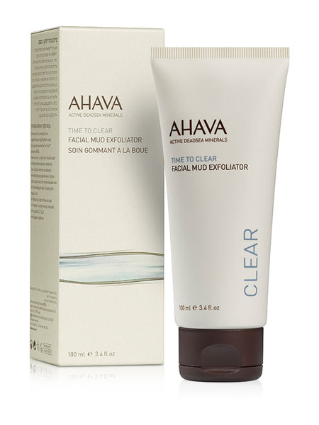 Ahava - Facial Mud Exfoliator - Dead Sea Cosmetics Products