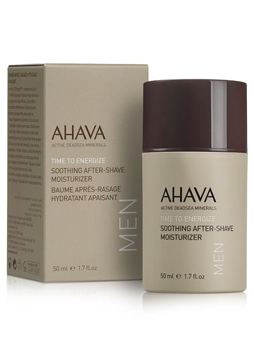 Ahava - Men Soothing After Shave Moisturizer - Dead Sea Cosmetics Shop