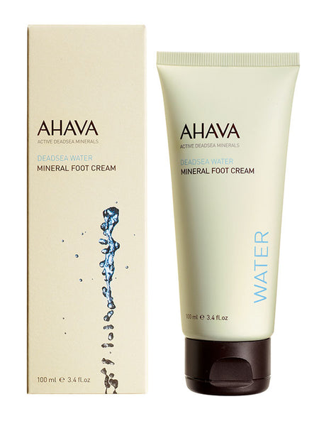 Ahava - Mineral Foot Cream - Dead Sea Cosmetics Shop