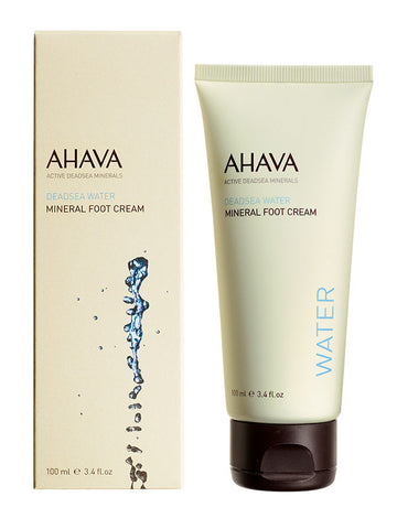 Ahava - Mineral Foot Cream - Dead Sea Cosmetics Products