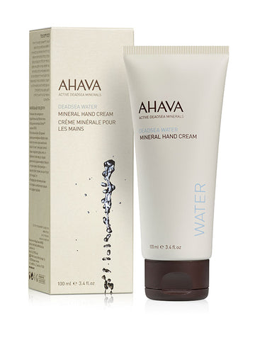 Ahava - Mineral Hand Cream - Dead Sea Cosmetics Shop