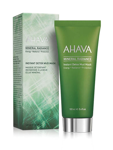 Ahava - Mineral Radiance Instant Detox Mud Mask - Dead Sea Cosmetics Products