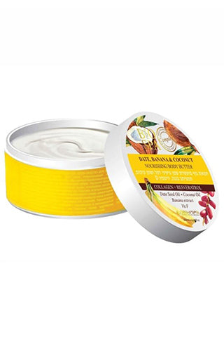 Bio Spa - Date, Banana & Coconut Nourishing Body Butter